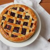 Cranberry Lattice Tart