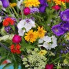 Seasonal bouquet - midsummer abundance