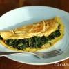 Nettle omelette