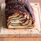 Chocolate kranz cake