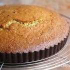 Rosemary spelt cake