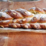 Vanocka, Czech sweet braided Christmas bread