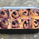 blueberry cinnamon buns